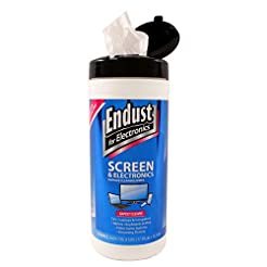 Endust for Electronics, Surface cleaning...