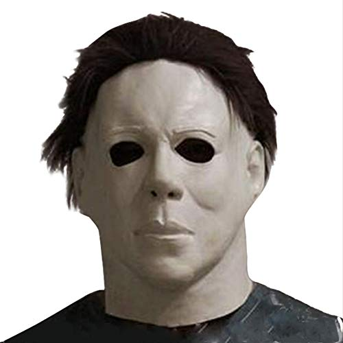 COSMOVIE Horror Halloween Michael Myers Scary Cosplay Mask ()