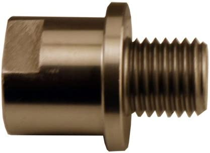 Shopsmith 5//8-Inch to 1-Inch 8 TPI chuck PSI Woodworking L5818 Headstock Spindle Adapter