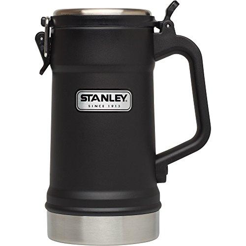 Beer Stein - Stanley Vacuum Stein, Matte Black