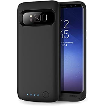 low priced f9888 a28af Amazon.com: mophie Juice Pack Battery Case – Samsung Galaxy S8 ...