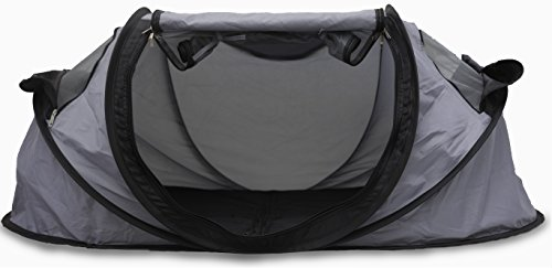 Gabriel Protective Baby Tent Perfect for Travel, Beach and Pool side visits. Provides Shade, Shelter and Protection from UV, UVA and Mosquitos With a Comfortable Self inflatable Mat and Fold - Things Bring Camping To