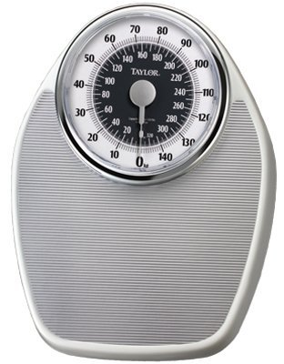 Taylor Analog Bath Scale 300 Lb.