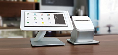 Station Clover (Clover Station - Our most powerful countertop POS with pivoting touchscreen and stunning looks!)