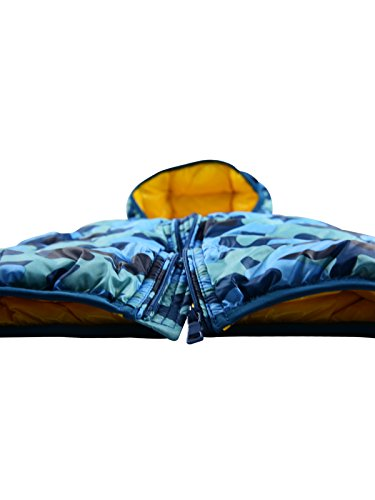 Zando Camo Down Puffer Camo Vest Shark Boys' Big OFqwvx8rO