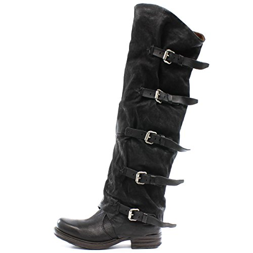 A.S.98 Botas Saintec 259312-101 Nero Airstep as98 Nero