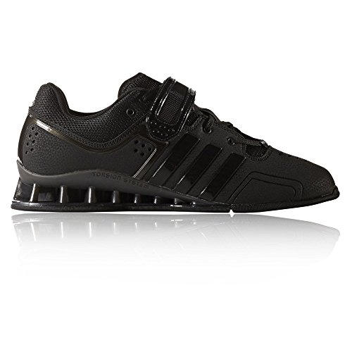 Adidas Zapatillas Adulto Negro Deporte Weightlifting de Unisex Adipower UTgqv