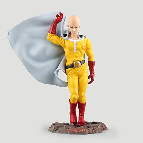 One Punch Man Saitama Sensei PVC Action Figure Anime Figurine Toy One Punch Man Collection Model Toys Brinquedos (1)