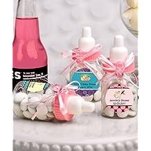 "Pink Baby Bottle Shower Favor - 3""in Tall (2 Dozen)"