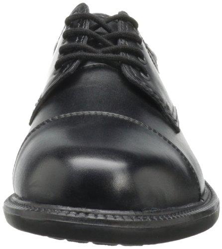 Dockers Gordon Hommes Noir Large Cuir Chaussures habillées Pointure