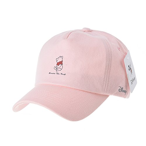 Pooh Hat (WITHMOONS Disney Winnie The Pooh Baseball Cap CR1633 (Pink))