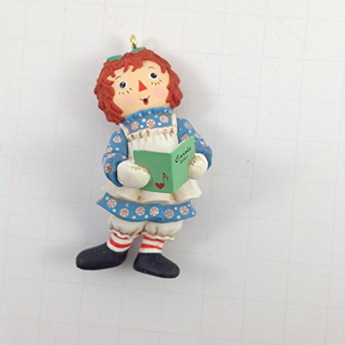 Hallmark Keepsake Ornament Raggedy Ann 2001