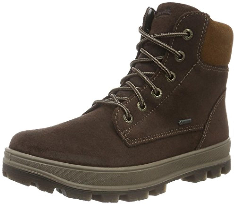 Superfit Boys' Tedd Ankle Boots, Braun (Ciok 10), 1