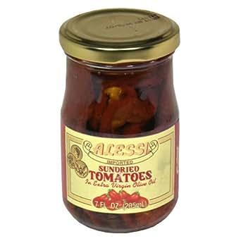 Alessi sun dried tomatoes 7 oz pack 6 per for Amazon alessi