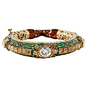 Arabella Luxuries Ladies Alloy Gajah Bangle