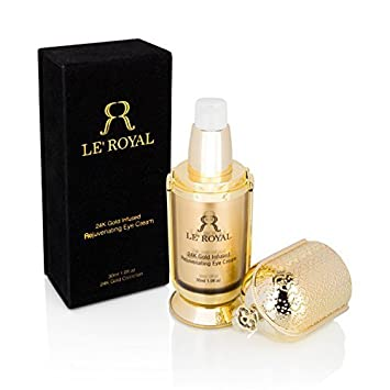 Buy Le 27 Royal 24k The Best Eye Wrinkle Cream Anti Aging Eye