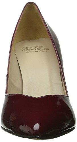 Andre Assous Women's Steph Dress Pump Burgundy manchester great sale for sale sale enjoy with mastercard for sale dIwOtm23tB