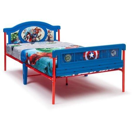 Delta Children Marvel Avengers Twin Bed