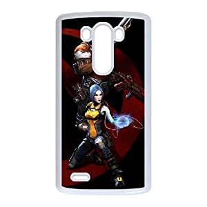 Borderlands 2 LG G3 Cell Phone Case White 53Go-023708