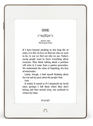 Barnes   Noble Nook Glowlight Plus Ereader   Waterproof   Dustproof  Bnrv510   Certified Refurbished
