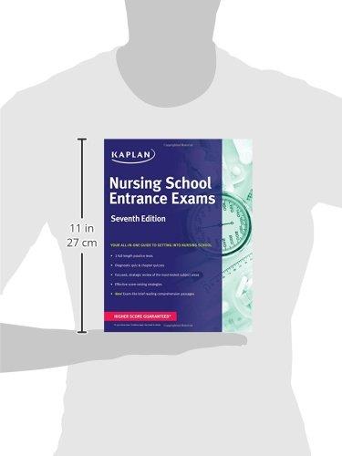 Kaplan nursing book