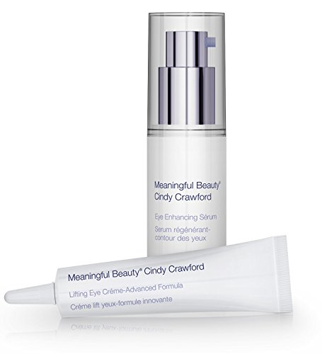 Meaningful Beauty Eye - Meaningful Beauty – Supercharged Anti-Aging Under Eye and Dark Circle Kit – Full Size – MT.2078