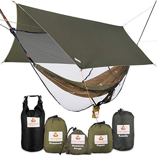 Cushy Camper Premium Hammock
