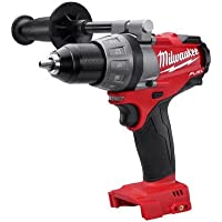 Milwaukee 2603-20 M18 Fuel Drill Driver Tool Only Advantages