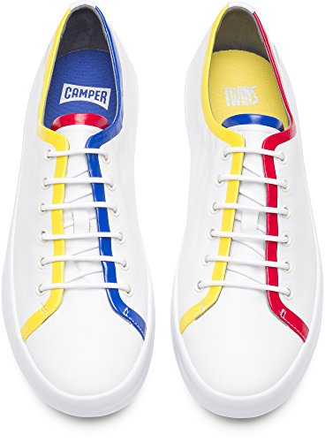 Camper Twins K100198-002 Sneakers Hombre Blanco