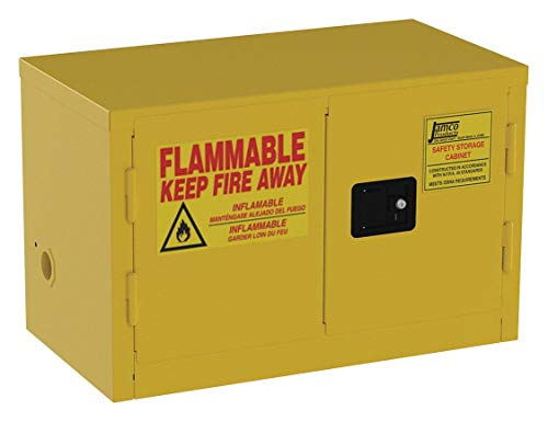 6 gal. Flammable Cabinet, 22