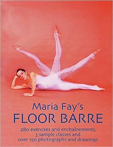 Maria Fays Floor Barre
