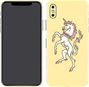 Switch iPhone X Skin Unicorn 01