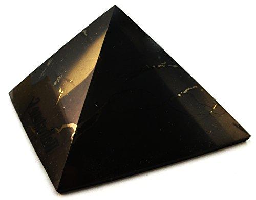 Pyramide en pierre de Shungite 40x40 mm