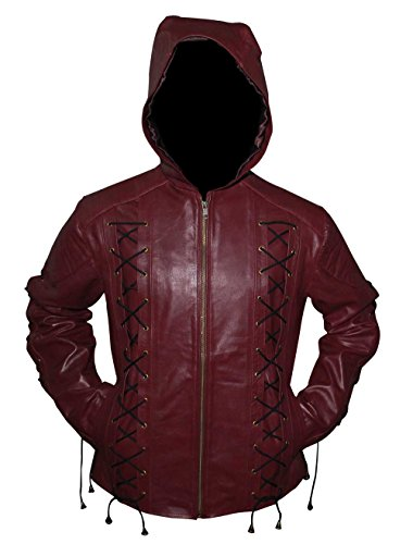 III-Fashions Arrow Arsenal Roy Harper Hooded Red