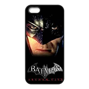 Batman Arkham City On Hard Case Cover Protector for Apple iPhone 5/5S (5)