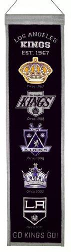 NHL Los Angeles Kings Heritage Banner