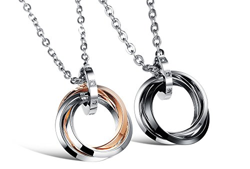 truecharms Stainless Necklace Individual Necklaces