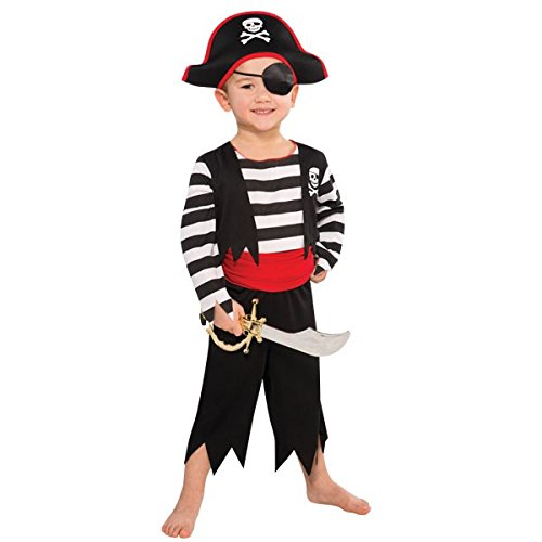 Costumes USA Rascal Pirate - Small