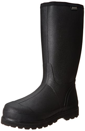 Bogs Mens Rancher Lite Winter Snow Boot Black mFxscAubW