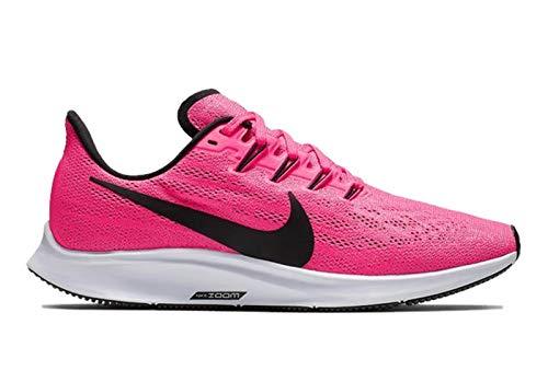 Nike Air Zoom Pegasus 36 Women's Running Shoe Hyper Pink/Black-Half Blue Size 5.5