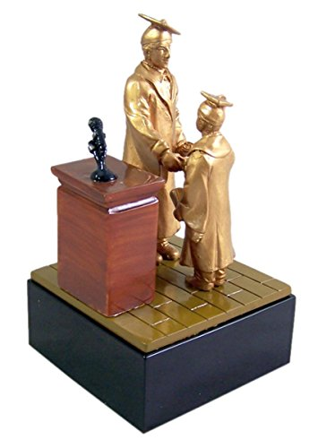 (Male Graduation Scholastic Trophy 5 1/2)