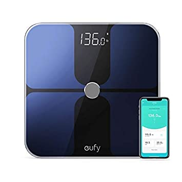Amazon Com Eufy Smart Scale With Bluetooth Body Fat Scale