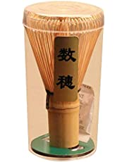 POFET Bamboe Chasen Matcha Powder Whisk Tool Japanse Thee Ceremonie Accessoire 60-70 griffen