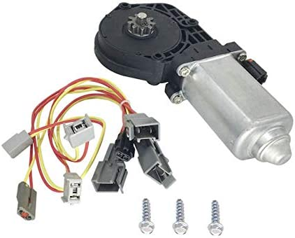 Compatible with 1978-1988 Ford Bronco Tailgate Window Motor