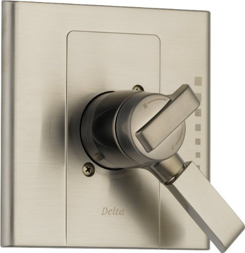 Delta T17086-SS Arzo Monitor 17 Series Valve Trim Only, Stainless (Arzo Series Single Handle)