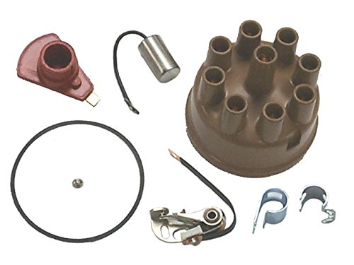 Crusader Tune (New Tune Up Kit sierra 18-5271 Application Indmar Crusader Fits V-8 Mallory Single Point)