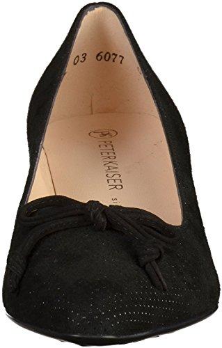Femmes Noir Kaiser Escarpin 41607 Peter HqE1wC0x