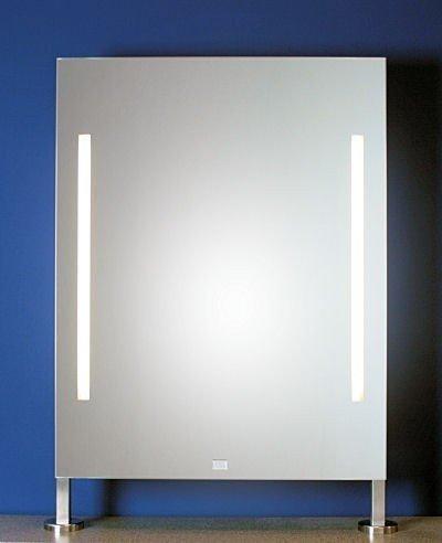 Spiegel Raumteiler Nero Stare ILLUMINARE 90x70cm