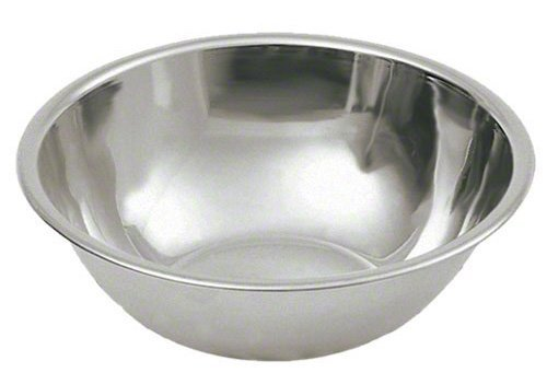 Update International (MB-1600) 16 QT Stainless Steel Mixing Bowl, Case of 6 by Update International