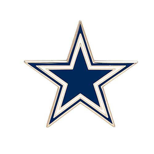 (WinCraft NFL Dallas Cowboys 47039061 Collector Pin Jewelry Card)